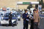 اعمال جریمه به ۹۰۳ خودرو و پلمب ۲ واحد صنفی در آستارا