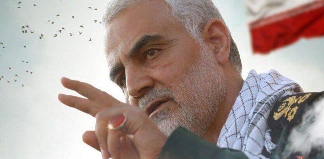 سردار سلیمانی سفیر مقاومت و جریان بیداری علیه استکبار در منطقه است