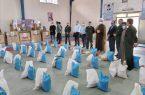 توزیع هزار بسته معیشتی به نیازمندان آستارا آغاز شد
