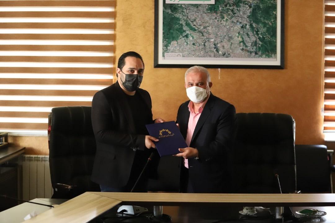 انتصاب مجدد سیدپیام جعفری نیا بعنوان مدیر روابط عمومی و امور بین الملل شورا
