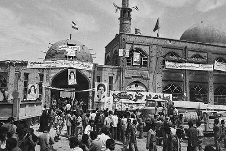 فتح خرمشهر مظهر قوی شدن عنصر ایرانی بود