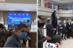 مراسم رونمایی سردیس قهرمانان المپیک و پاراالمپیک