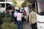 ۳۰ تور گردشگری از ورودی آستارا بازگردانده شدند