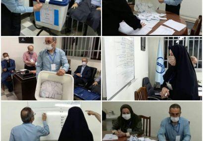 شمارش آرا هشتمین دوره ی انتخابات نظام پزشکی لاهیجان و سیاهکل اعلام شد