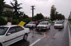 مردم آستارا عید غدیر را با کاروان خودرویی جشن گرفتند