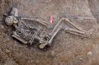 رابطه مستقیم وسعت قبور گورستان باستانی گیلان با رتبه اجتماعی مدفونین