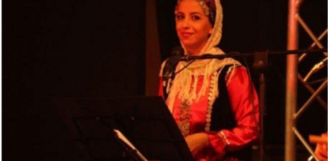 اکرم فغانزاده:اگر حامی ندارید فقط تلاش کنید و دلسرد نشوید/مافیای موسیقی اجازه دیده شدن هنرمندان را نمی دهد.