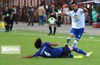 تیم فوتبال شهرداری آستارا در رشت میزبان خوشه طلایی ساوه است